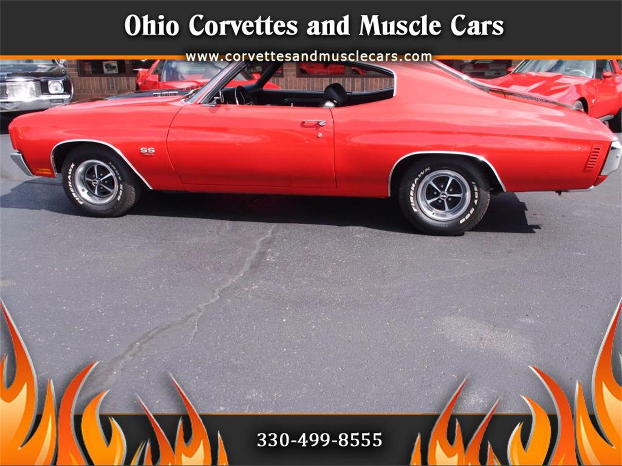 Large Picture of Classic 1970 Chevelle - $49,500.00 Offered by Ohio Corvettes and Muscle Cars - KYUY