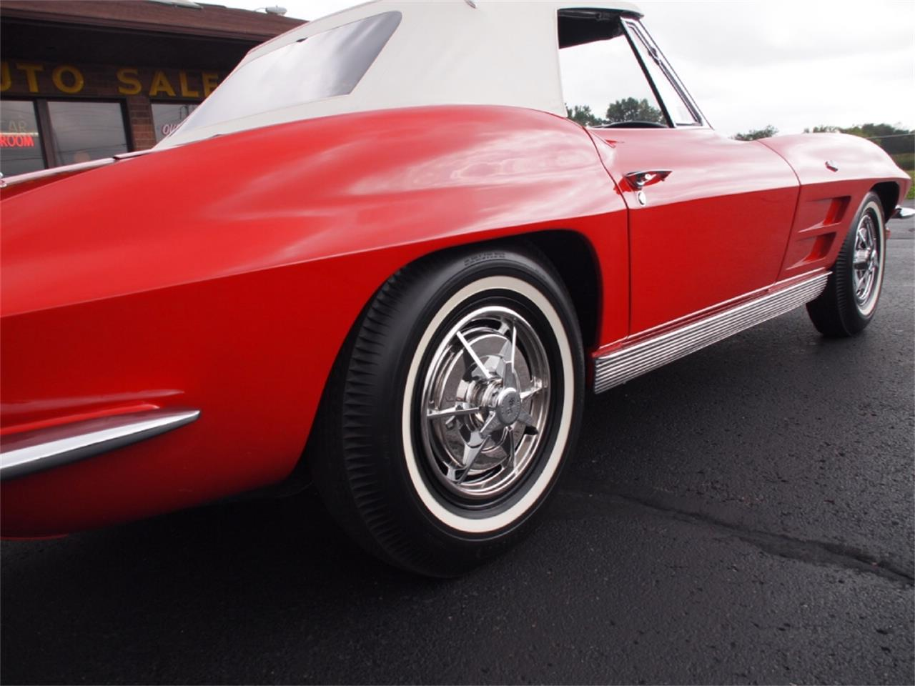 Large Picture of '63 Corvette - KYV2