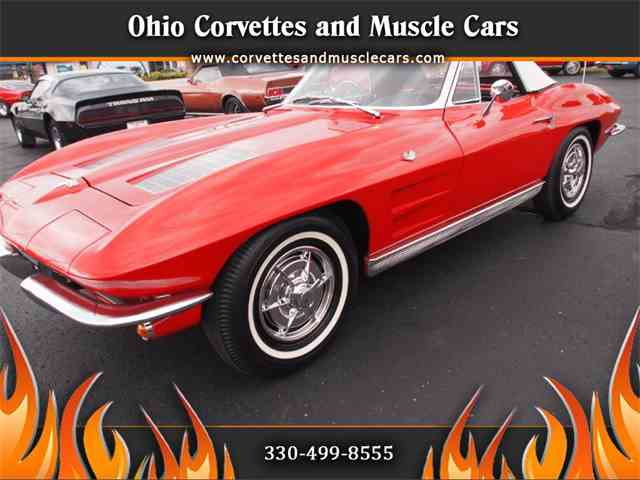 Picture of 1963 Corvette Offered by  - KYV2