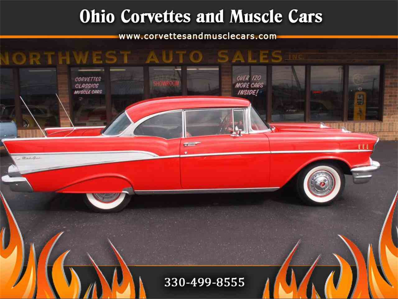 1957 Chevrolet Bel Air for Sale   ClassicCars.com   CC-978306