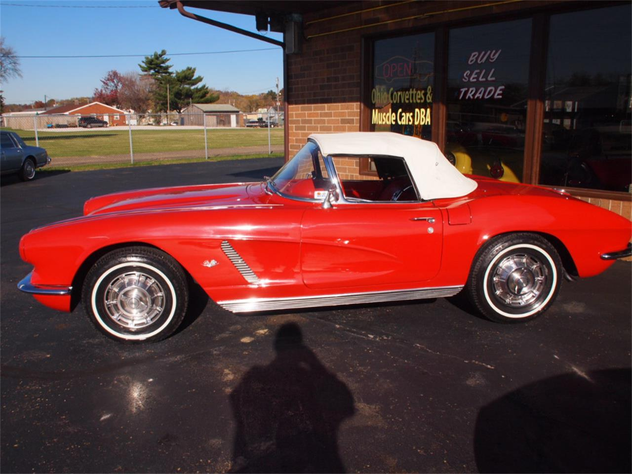 Large Picture of '62 Corvette - KYVB