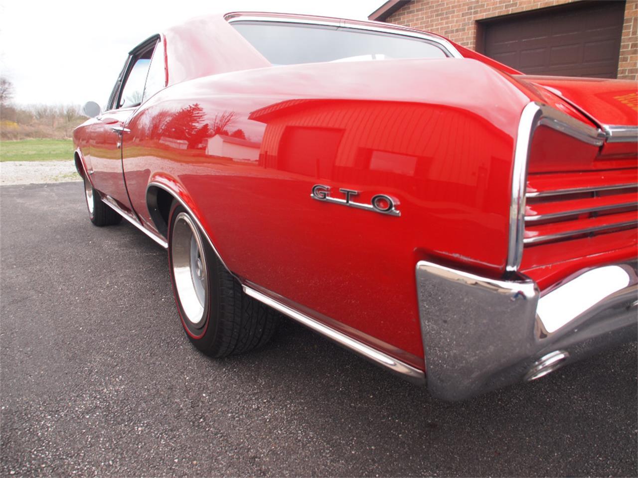 Large Picture of '66 Pontiac GTO - $59,500.00 - KYVG