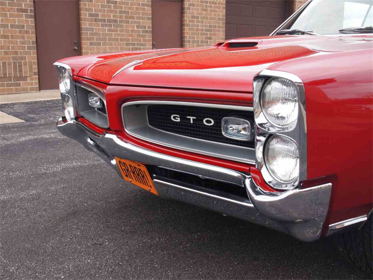 Large Picture of '66 GTO - KYVG