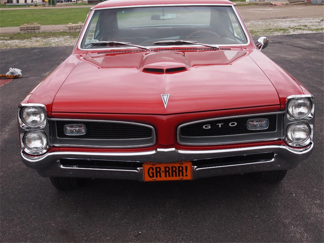 Large Picture of 1966 Pontiac GTO located in Ohio - $59,500.00 Offered by Ohio Corvettes and Muscle Cars - KYVG