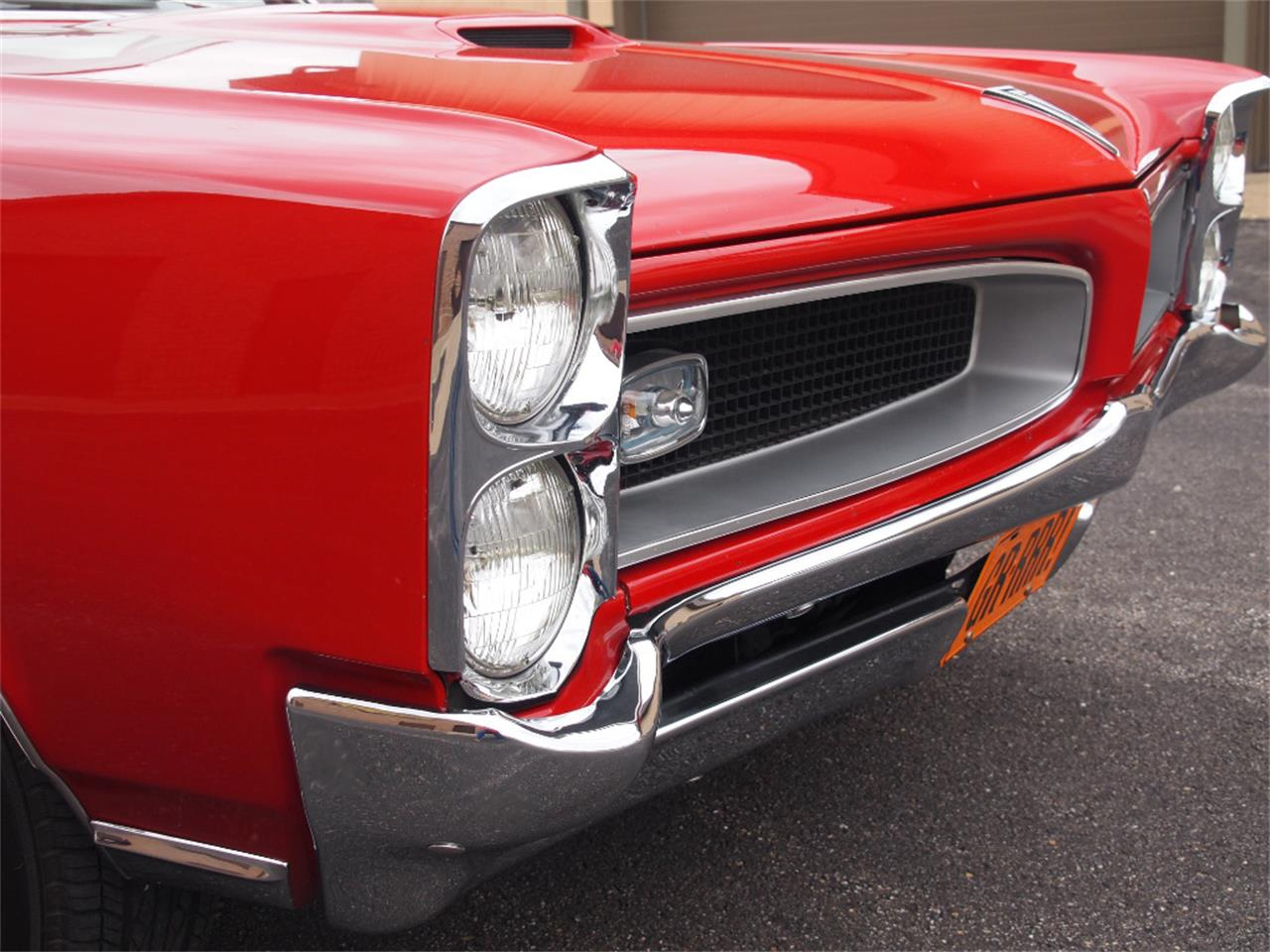 Large Picture of 1966 Pontiac GTO - $59,500.00 Offered by Ohio Corvettes and Muscle Cars - KYVG
