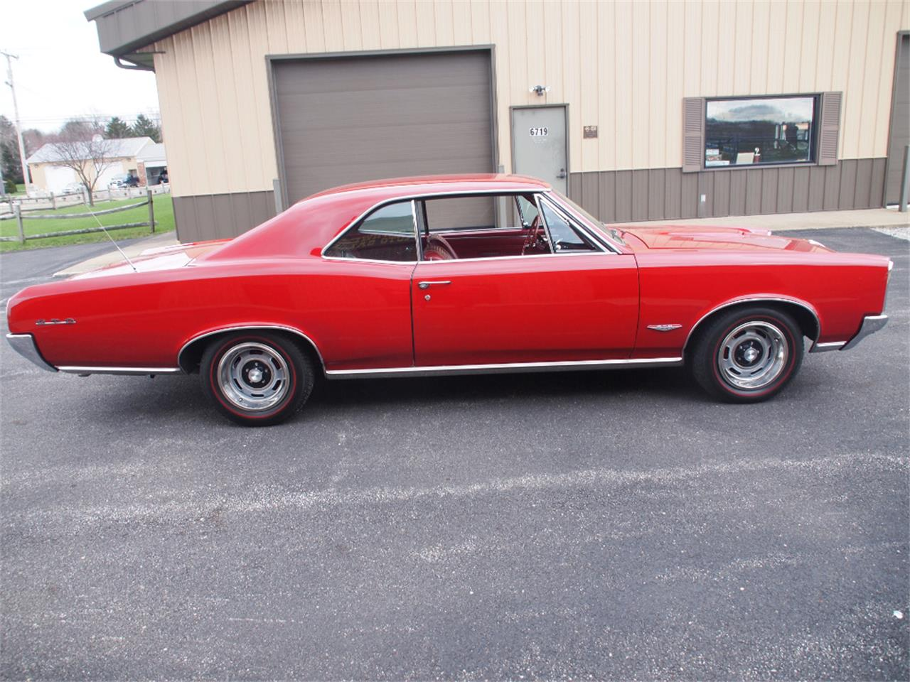 Large Picture of Classic 1966 GTO located in Ohio - $59,500.00 Offered by Ohio Corvettes and Muscle Cars - KYVG