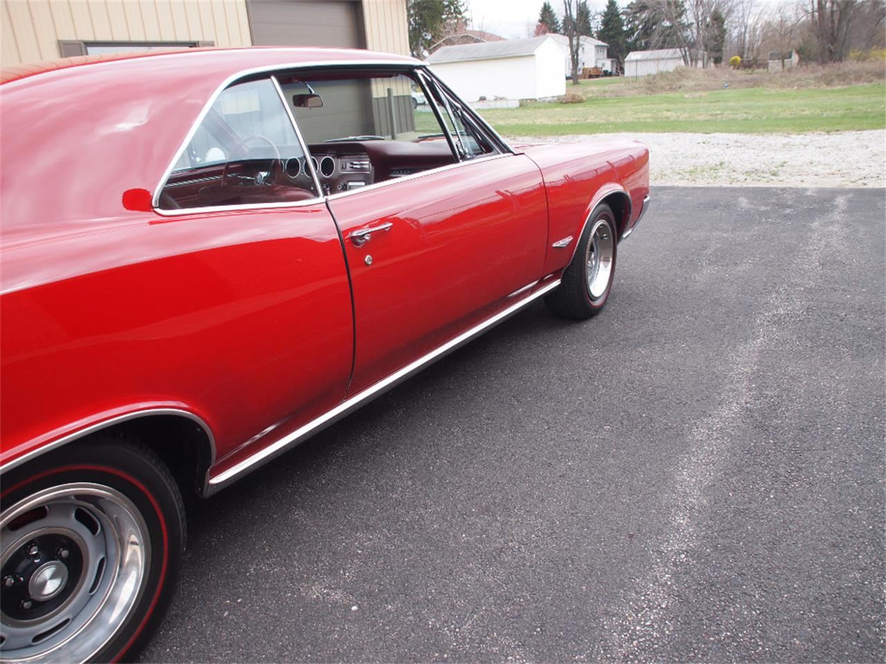 Large Picture of 1966 GTO located in North Canton Ohio - $59,500.00 Offered by Ohio Corvettes and Muscle Cars - KYVG