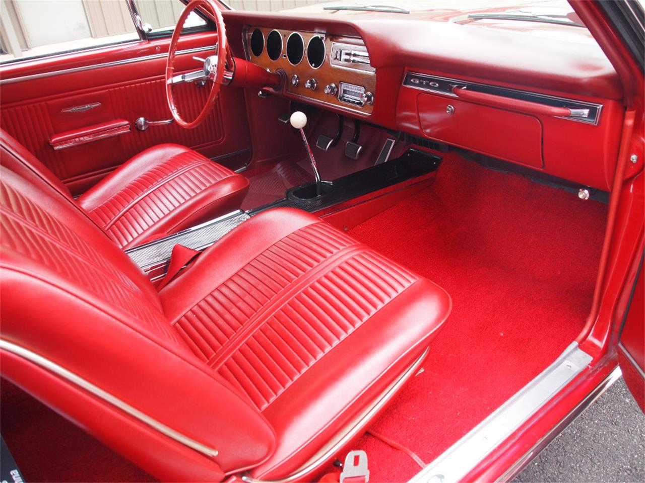 Large Picture of 1966 GTO located in Ohio Offered by Ohio Corvettes and Muscle Cars - KYVG