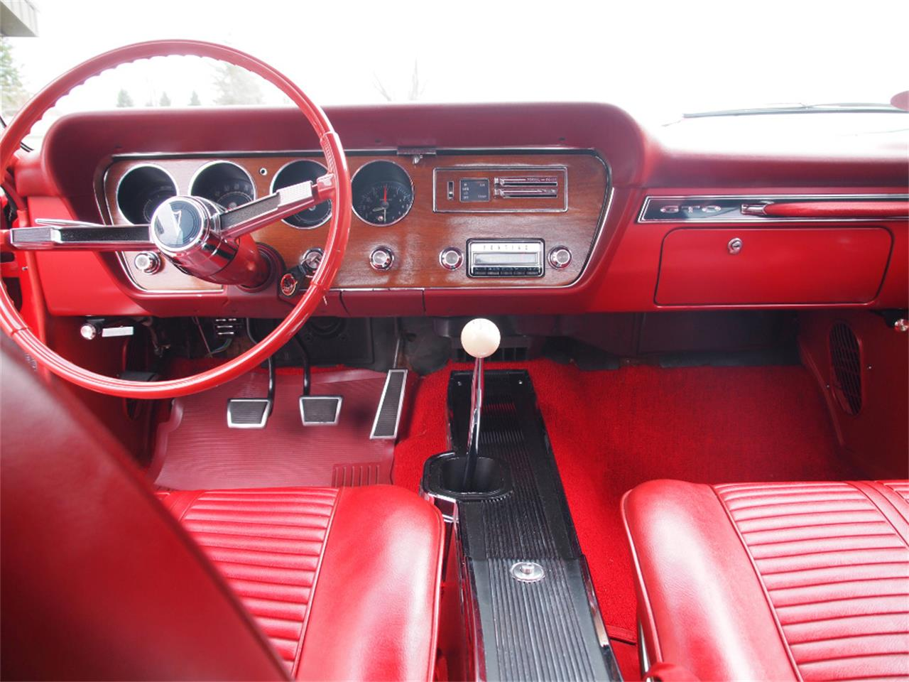 Large Picture of Classic 1966 Pontiac GTO located in Ohio - $59,500.00 - KYVG
