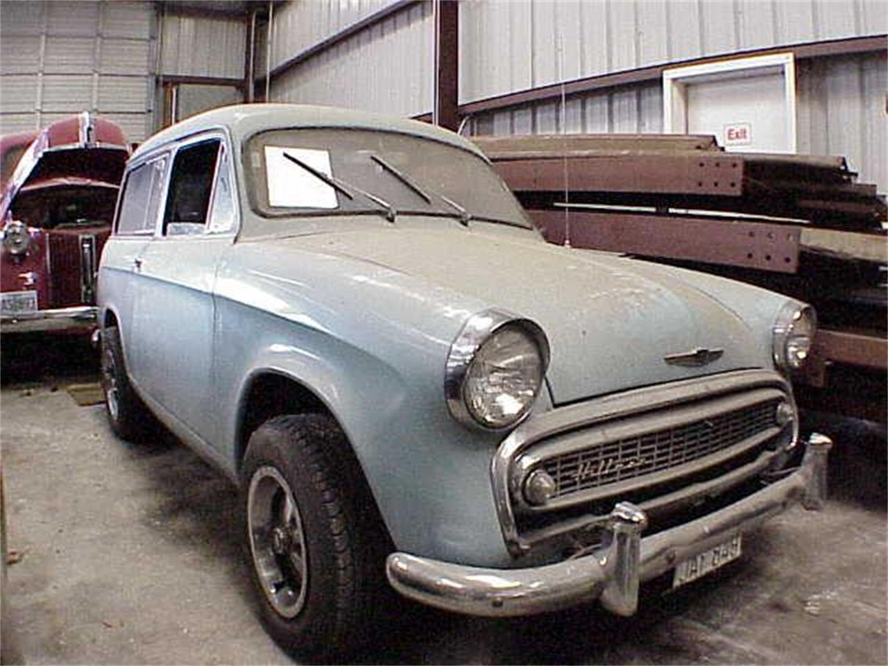 1959 Hillman Husky For Sale