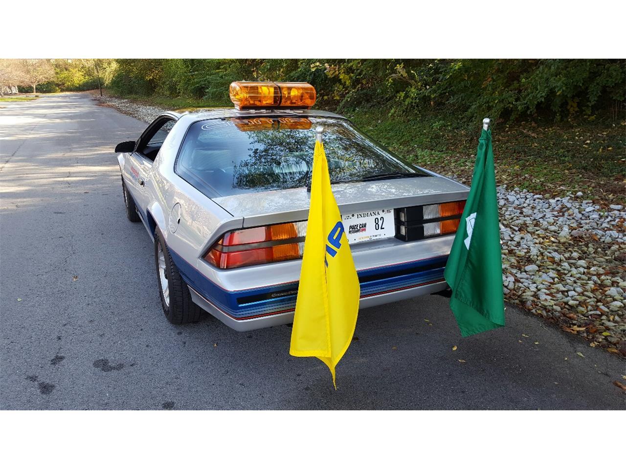 Kokomo Car Dealers >> 1982 Chevrolet Camaro Z28 Indy 500 Pace Car for Sale ...