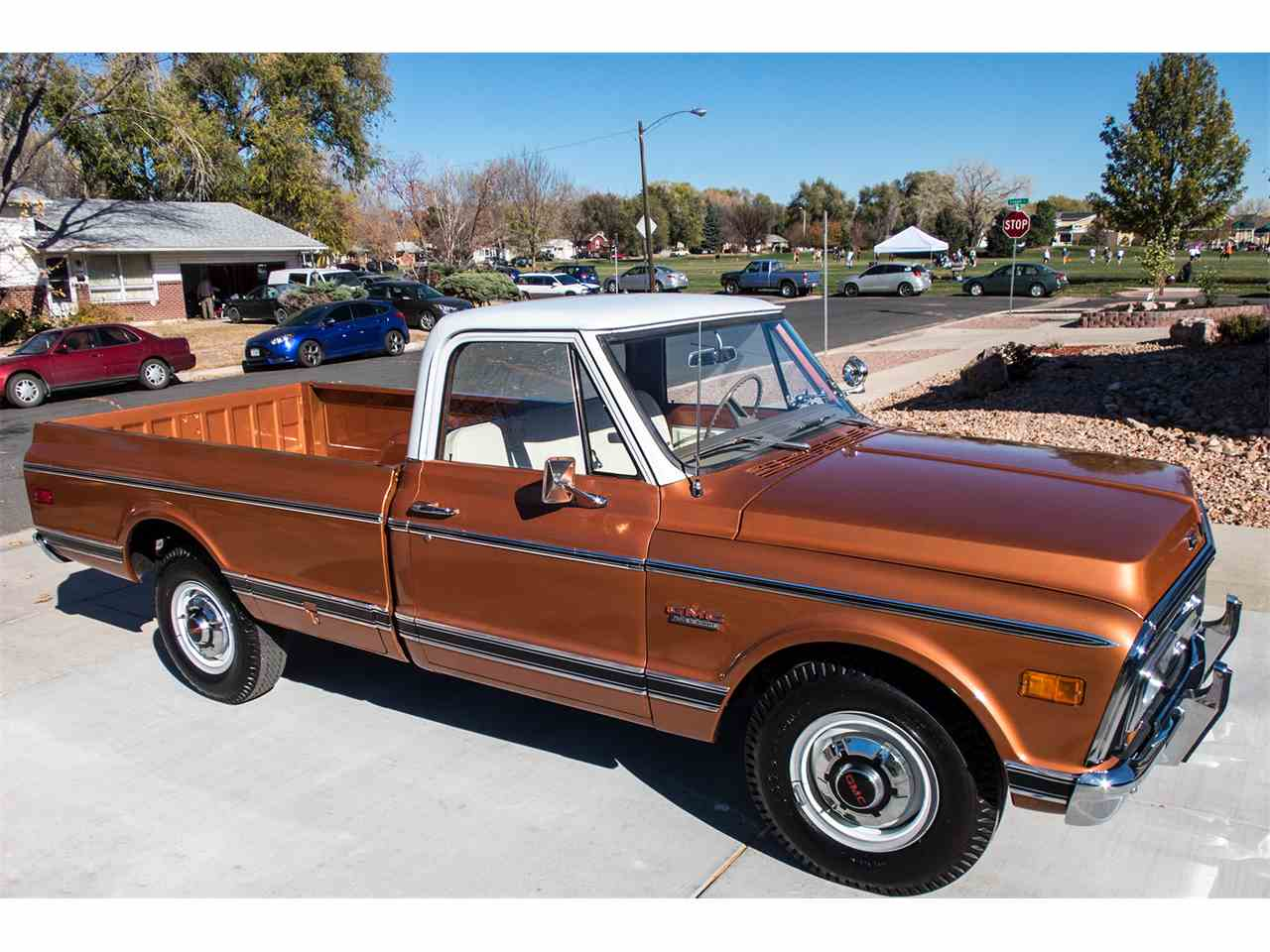 1969 Chevy Truck For Sale >> 1971 GMC Pickup for Sale | ClassicCars.com | CC-978388