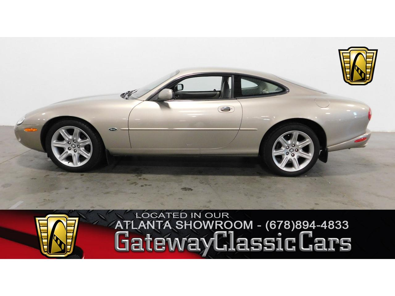 For Sale: 1997 Jaguar XK8 in Alpharetta, Georgia