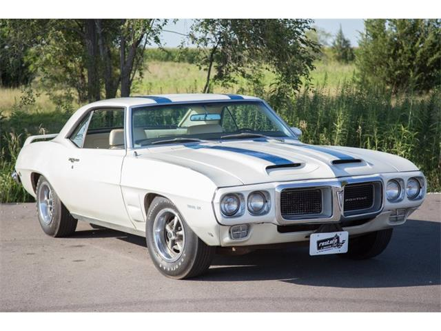Picture of Classic '69 Pontiac Firebird Trans Am located in Nebraska - KZ1I