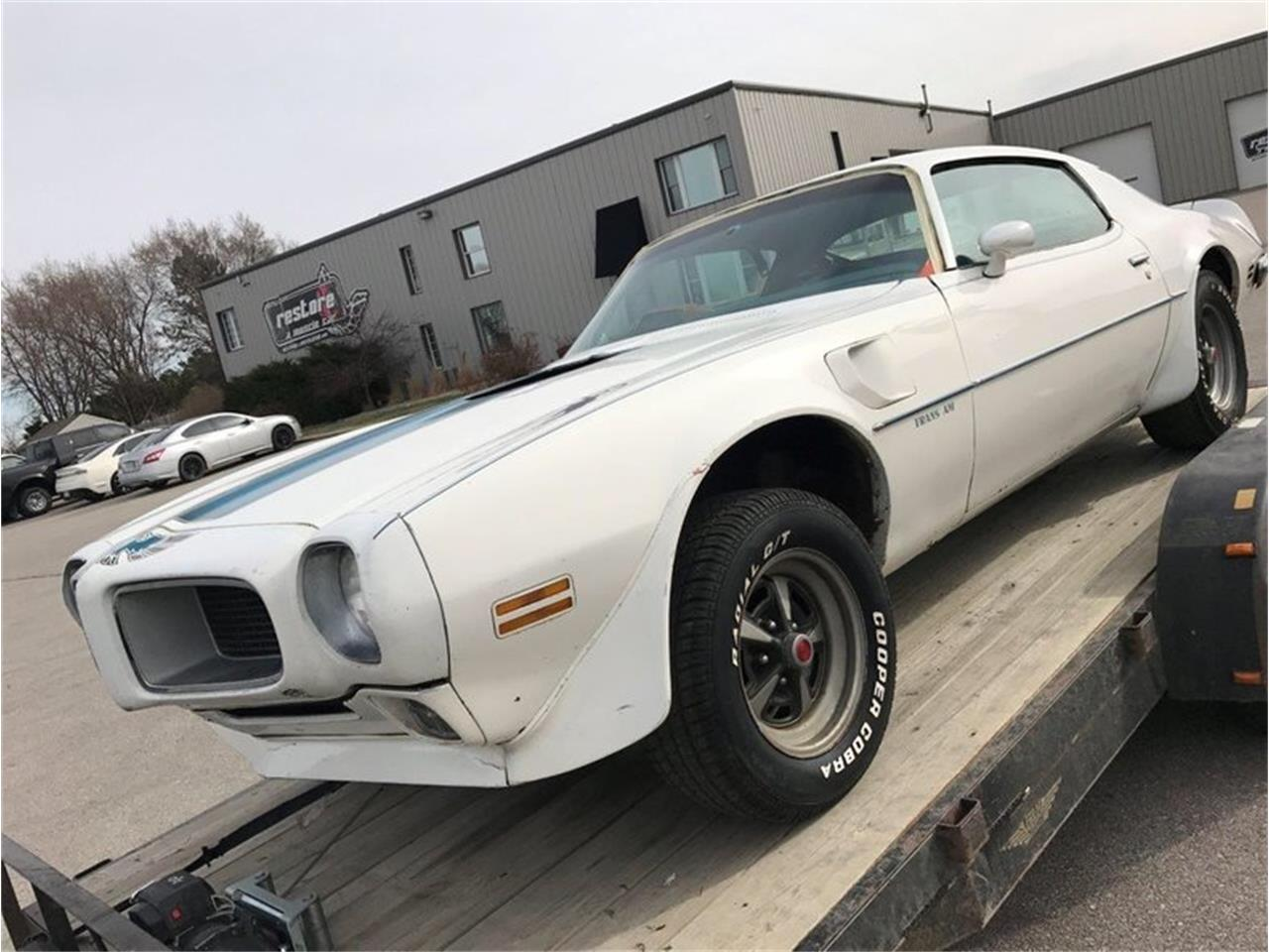 Large Picture of '70 Firebird Trans Am - KZ1N
