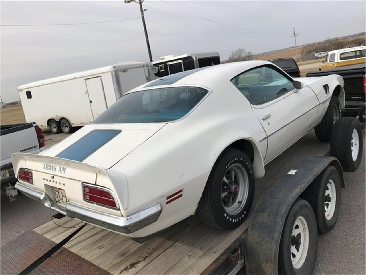 Large Picture of Classic '70 Firebird Trans Am located in Nebraska - $54,000.00 Offered by Restore a Muscle Car, LLC - KZ1N