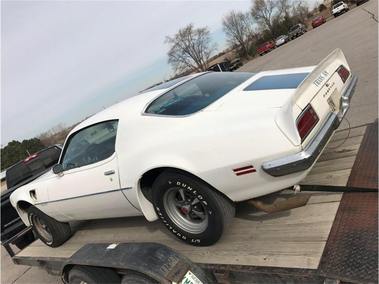 Large Picture of Classic 1970 Firebird Trans Am located in Lincoln Nebraska - KZ1N