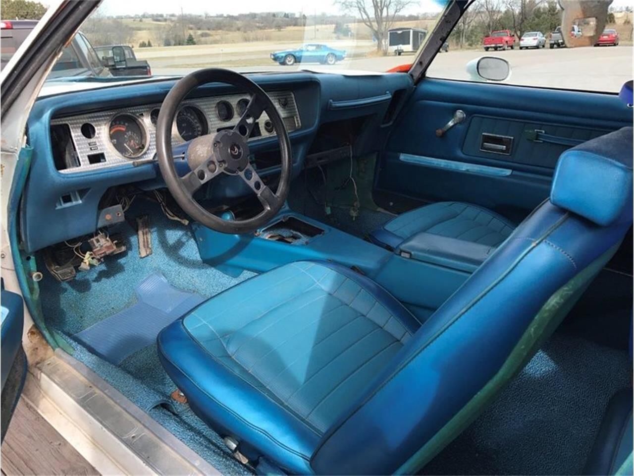 Large Picture of Classic '70 Pontiac Firebird Trans Am located in Lincoln Nebraska - KZ1N