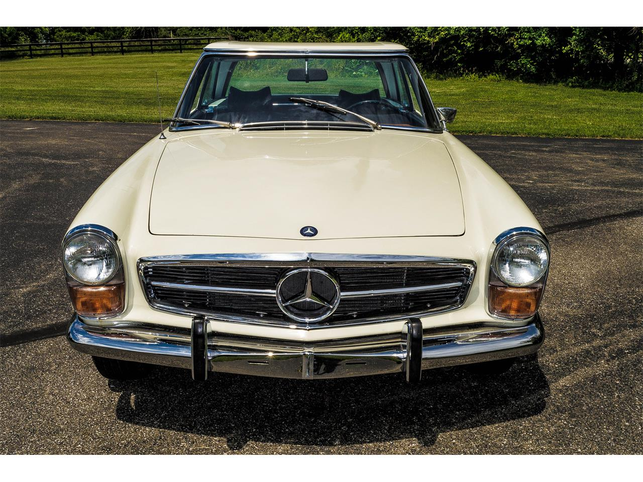 Large Picture of '69 280SL - KZ43