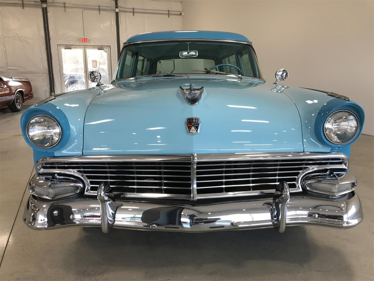 Large Picture of Classic 1956 Ford Parklane Offered by High Rollers Hot Rods and Classics - KZ4C