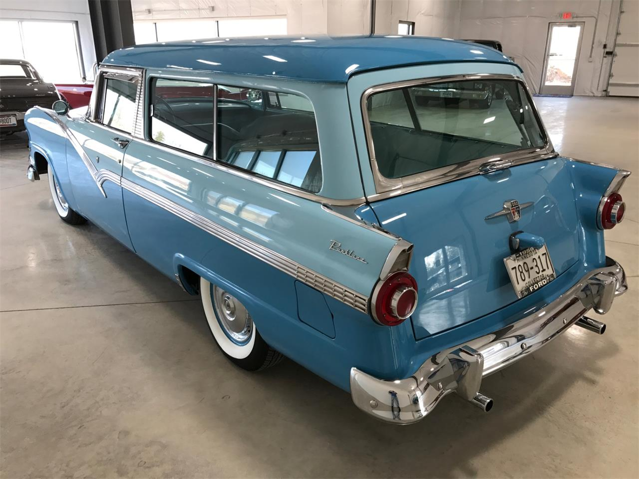 Large Picture of Classic '56 Ford Parklane - $33,000.00 Offered by High Rollers Hot Rods and Classics - KZ4C
