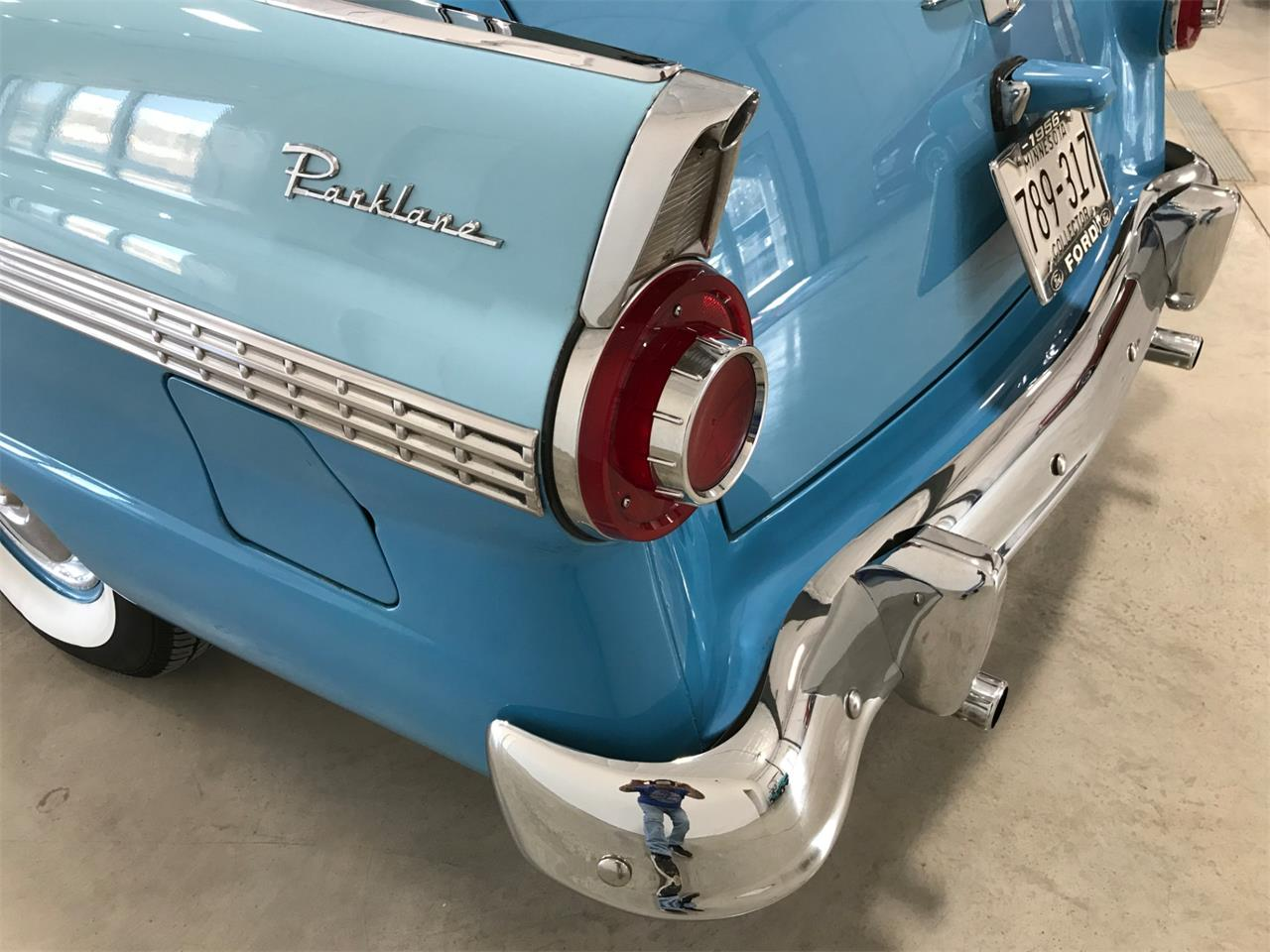 Large Picture of '56 Ford Parklane Offered by High Rollers Hot Rods and Classics - KZ4C