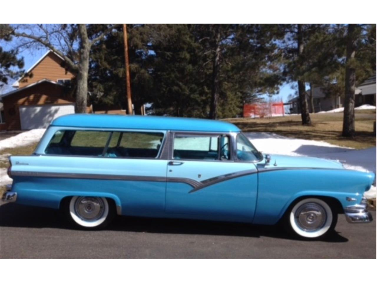 Large Picture of Classic '56 Ford Parklane located in Minnesota - $33,000.00 - KZ4C