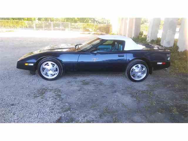 Picture of '88 Corvette - KZ4M