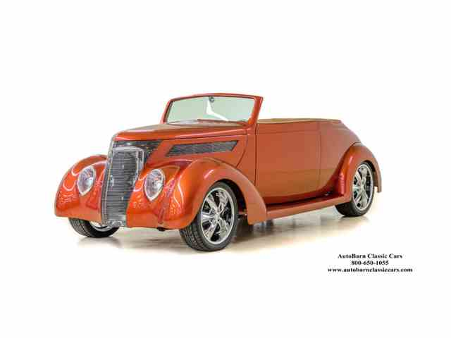 Picture of Classic '37 Street Rod - $57,995.00 Offered by  - KZ7Q