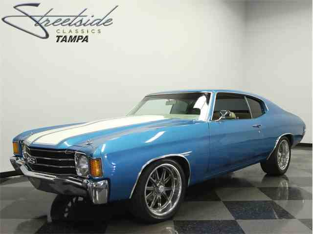 Picture of Classic '72 Chevrolet Chevelle located in Lutz Florida Offered by  - KZ8L
