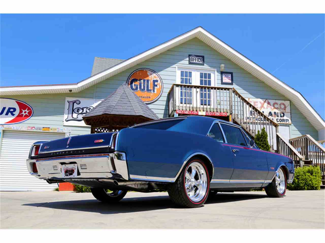 Large Picture of '67 Cutlass - KZ8O