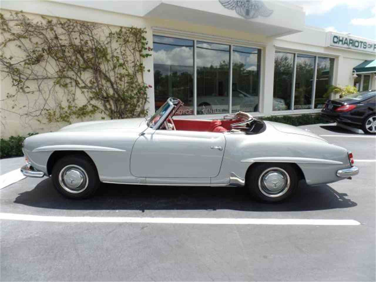 1956 mercedes benz 190sl for sale cc for Mercedes benz for sale in florida