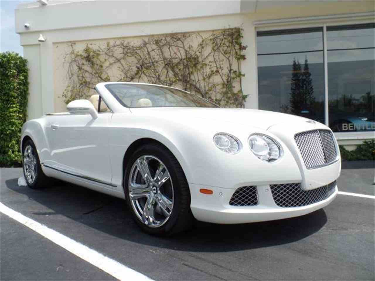 2012 Bentley Continental GTC W12 for Sale | ClassicCars.com | CC-978836