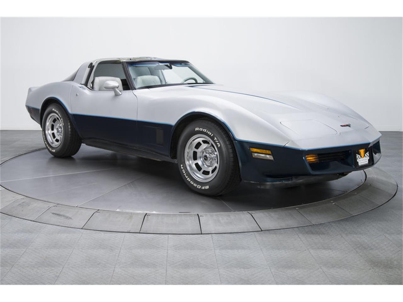 Large Picture of '81 Corvette - KZAG