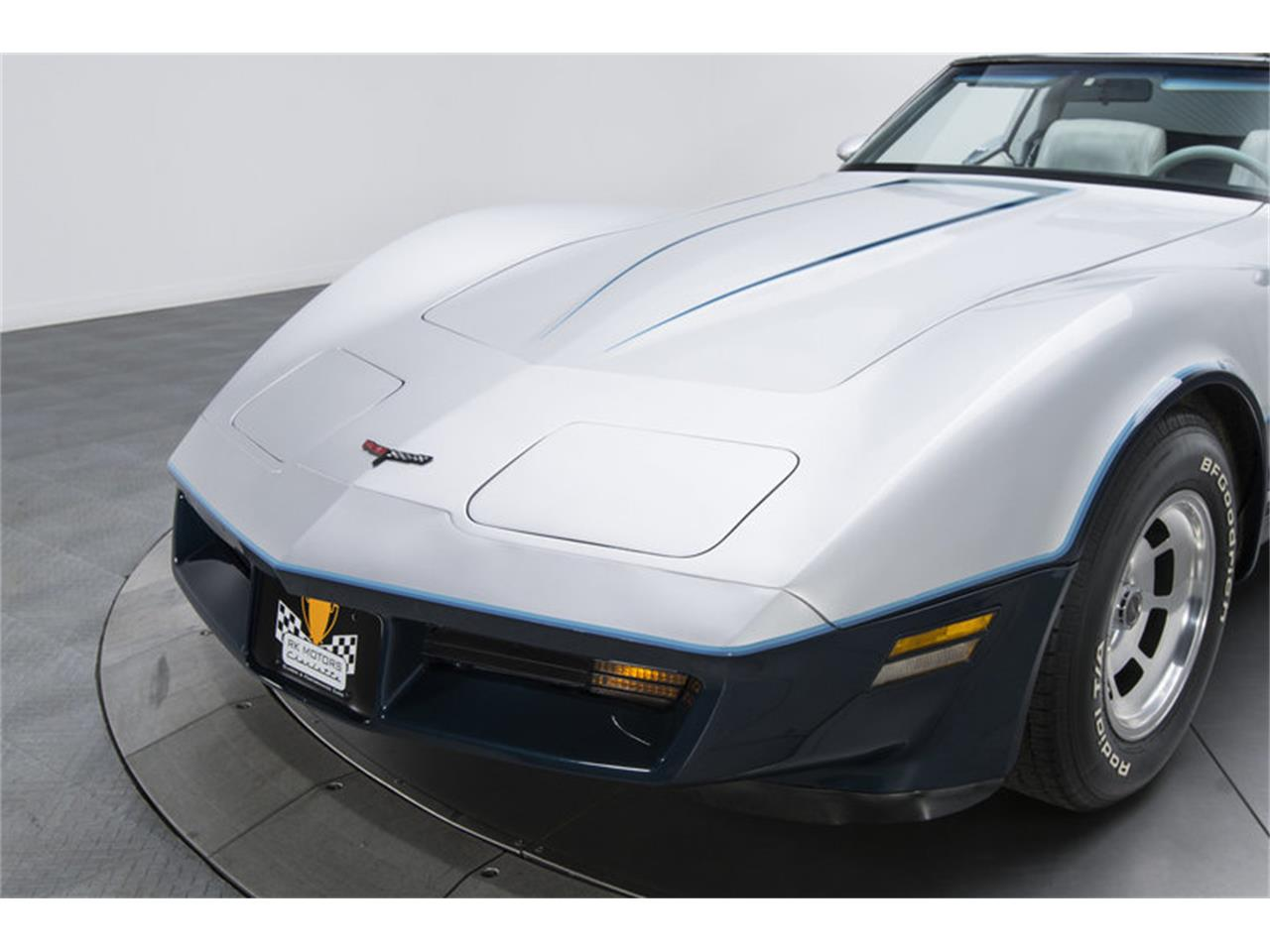 Large Picture of '81 Corvette - KZAG