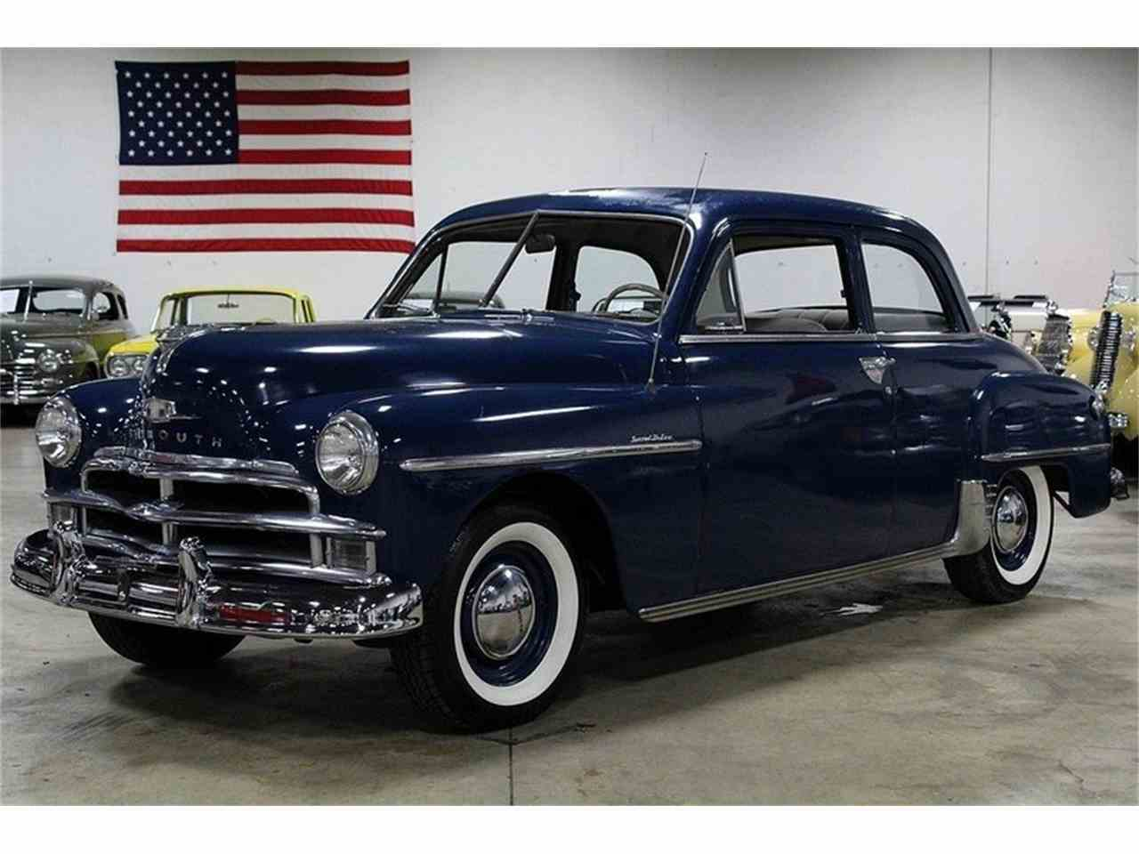 1950 plymouth special deluxe for sale cc 978893. Black Bedroom Furniture Sets. Home Design Ideas