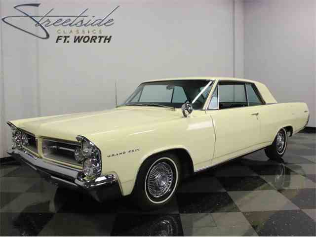 Picture of Classic '63 Pontiac Grand Prix Offered by  - KZBN