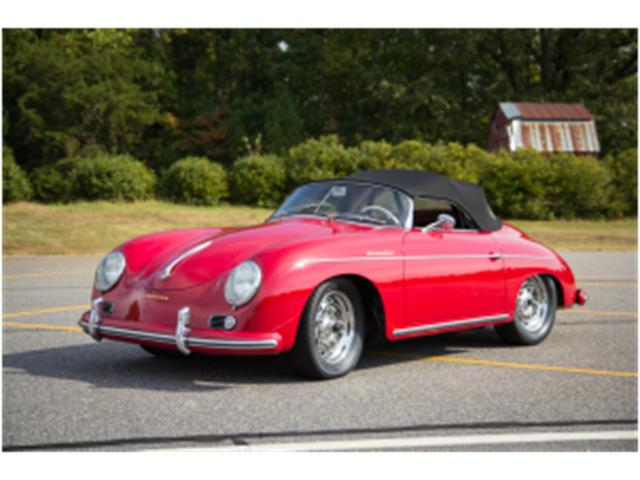 Classic Porsche Speedster For Sale On Classiccars Com