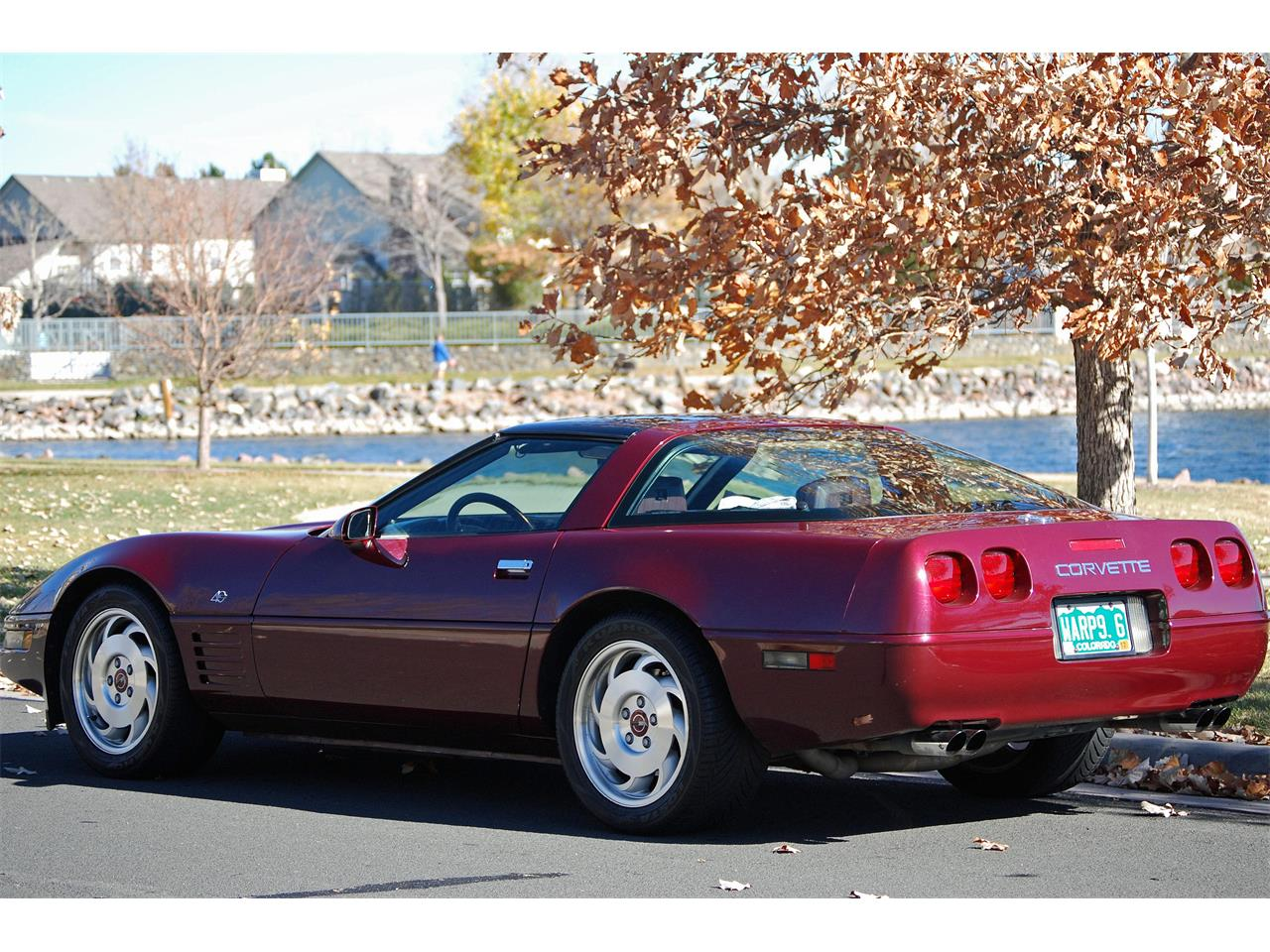 Large Picture of '93 Corvette - KZDY