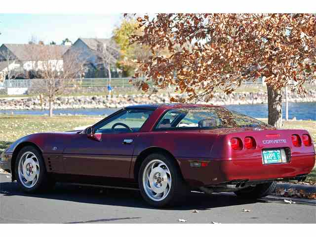 Picture of 1993 Chevrolet Corvette Offered by a Private Seller - KZDY
