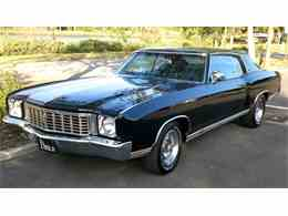 Picture of '72 Monte Carlo located in Charleston South Carolina - $16,800.00 - KZFB
