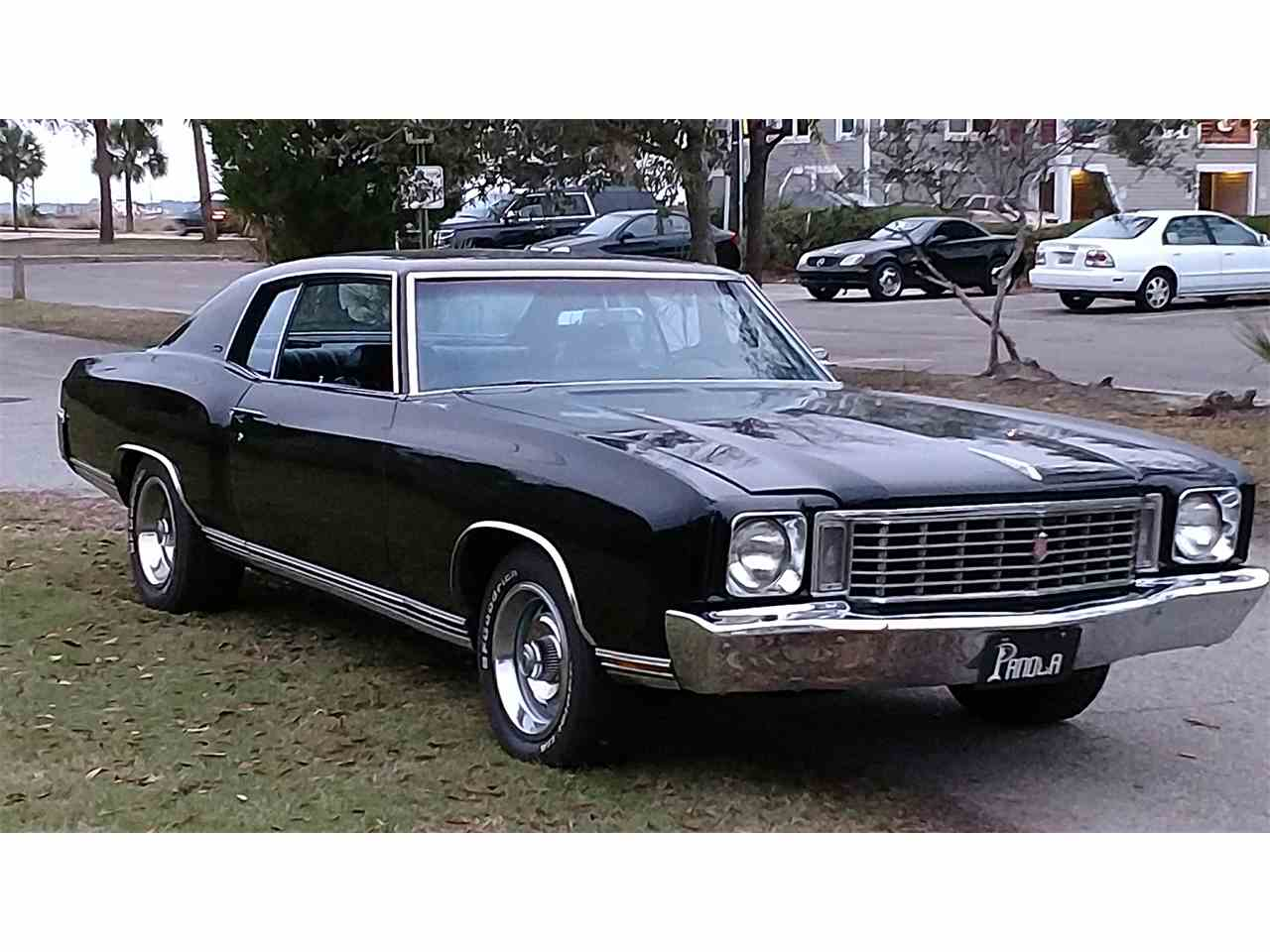 Large Picture of Classic 1972 Chevrolet Monte Carlo located in South Carolina - $16,800.00 - KZFB