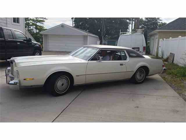 Picture of 1974 Lincoln Continental Mark IV located in MICHIGAN - KZG0