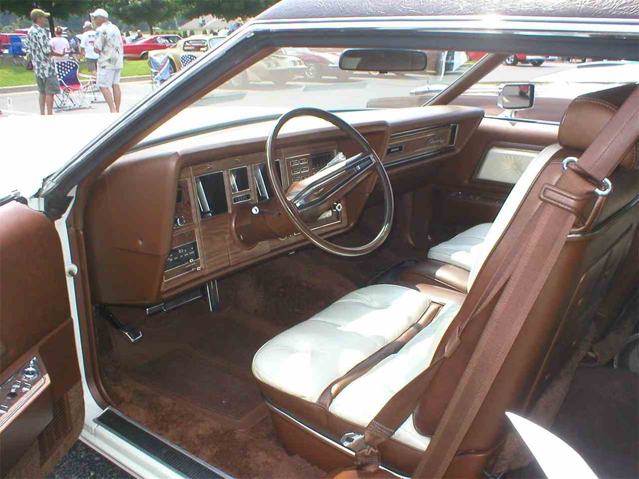 Large Picture of '74 Continental Mark IV - KZG0