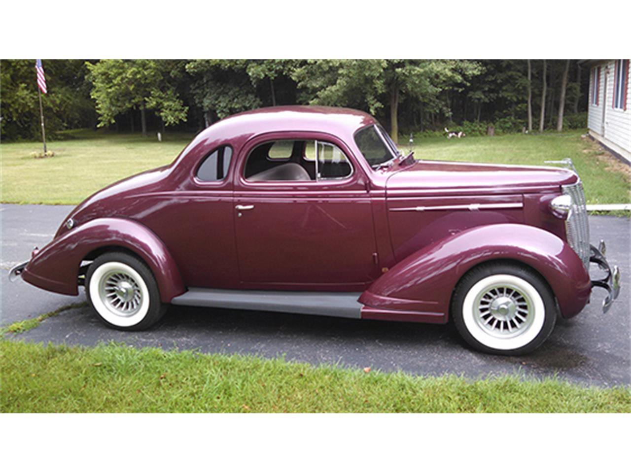 1937 nash lafayette 400 coupe for sale cc 979075. Black Bedroom Furniture Sets. Home Design Ideas