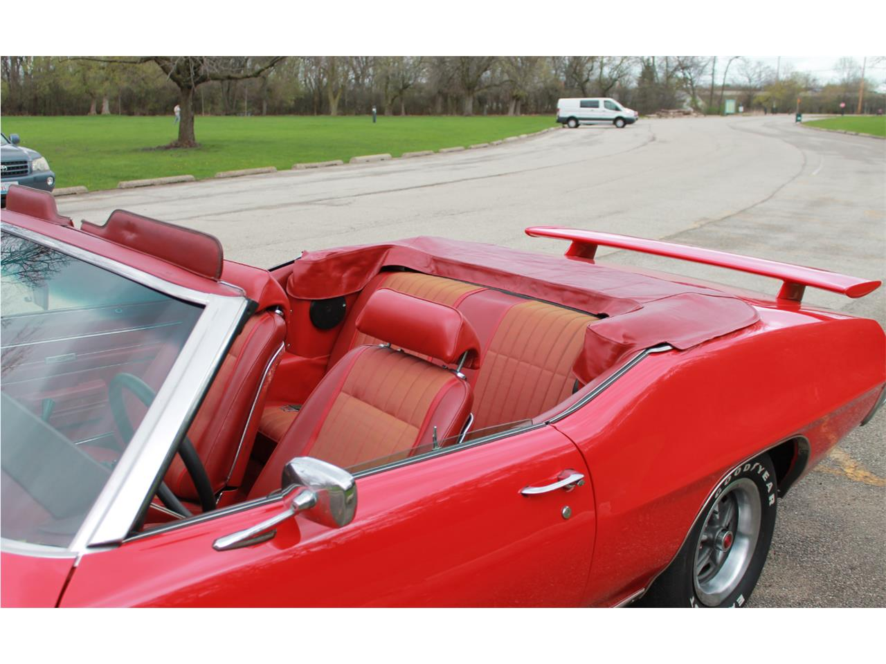 Large Picture of '70 GTO - KT5S