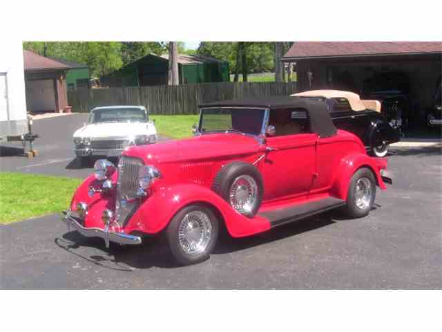 Picture of 1934 Plymouth Antique - $59,900.00 Offered by  - KZI6