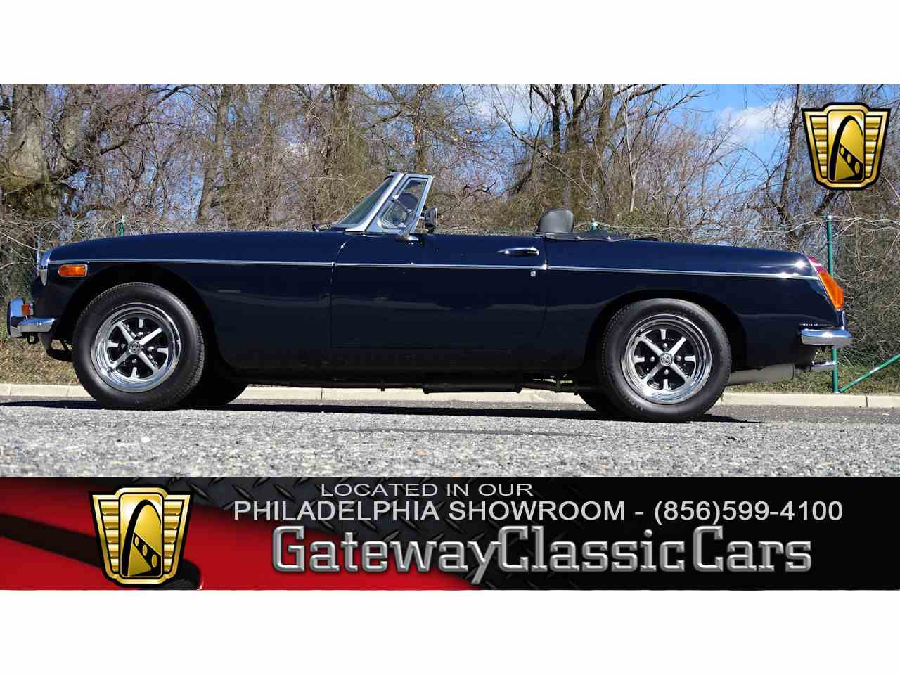 1973 MG MGB for Sale | ClassicCars.com | CC-970918