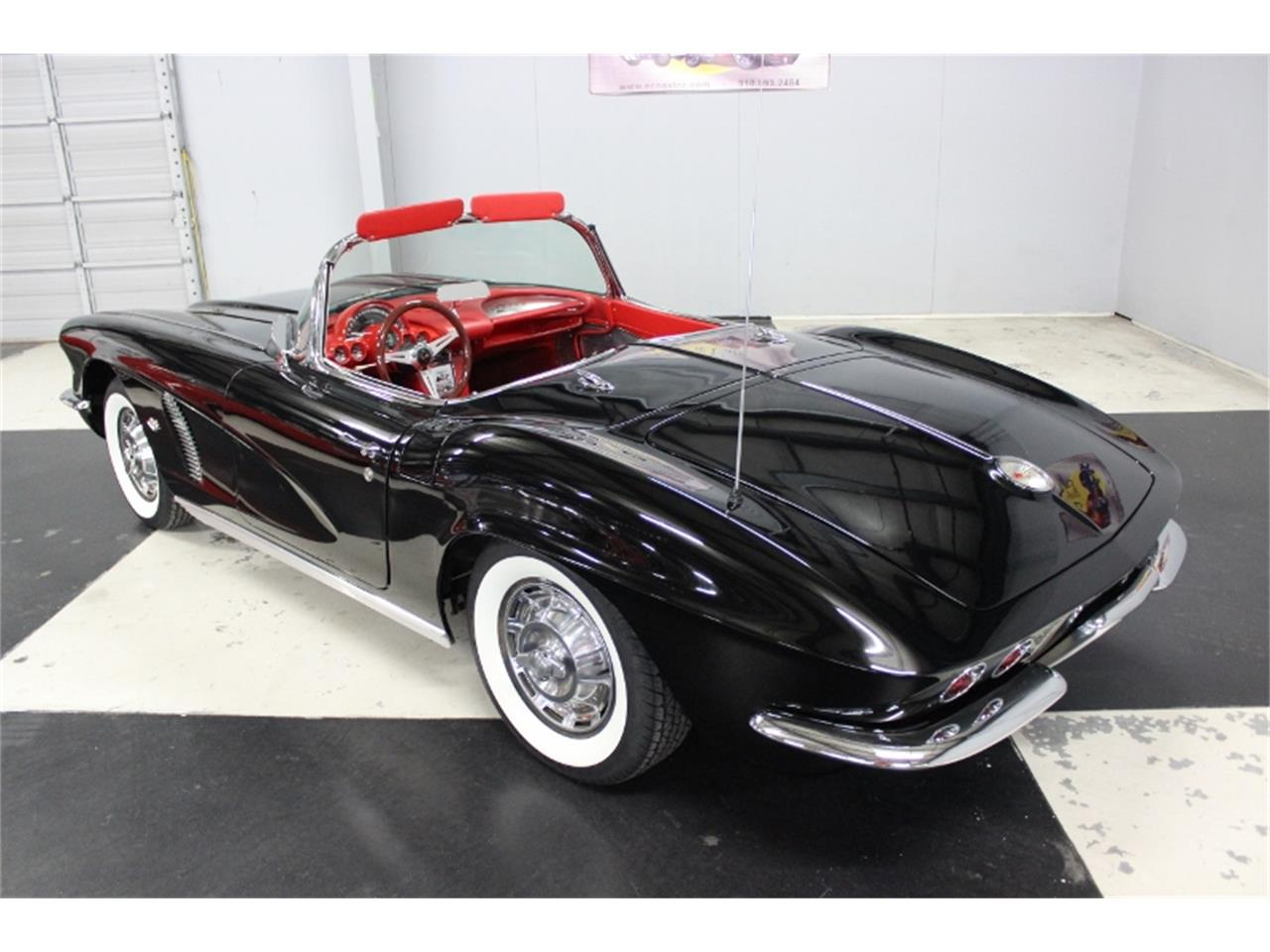 Large Picture of Classic '61 Corvette - $90,000.00 Offered by East Coast Classic Cars - KT5Z