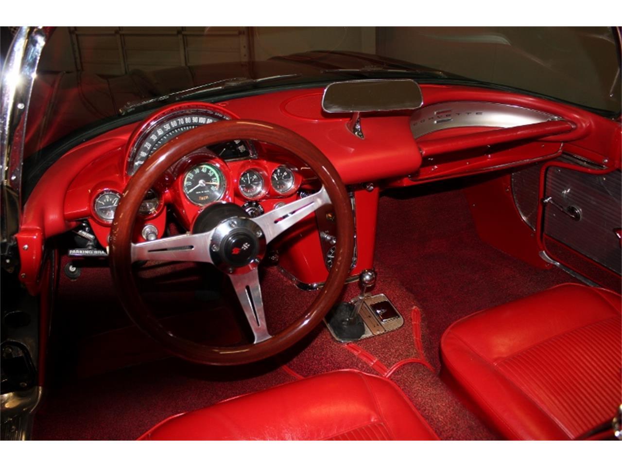 Large Picture of Classic 1961 Chevrolet Corvette - $90,000.00 - KT5Z